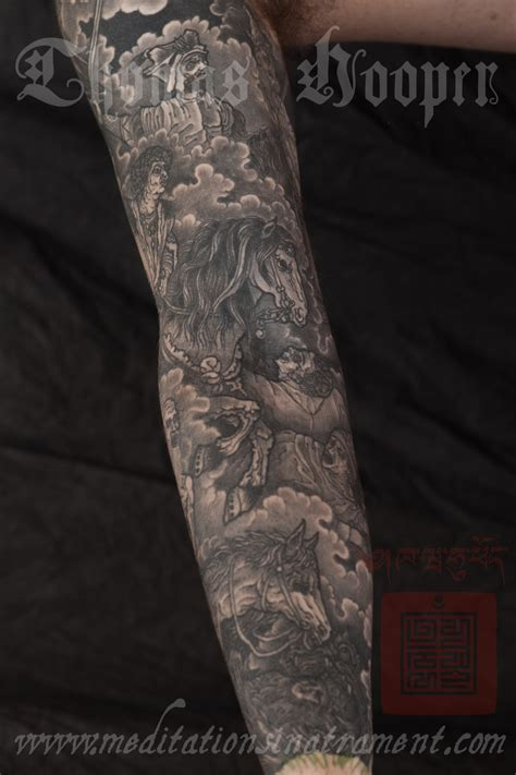 four horsemen of the apocalypse tattoo four horsemen of the apocalypse sleeve