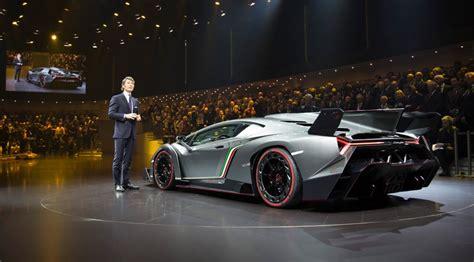 Lamborghini Veneno Facts Lamborghini Veneno 2013 Official Pictures By Car