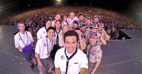 Theme Wsj | 2019 world scout jamboree dates theme official logo