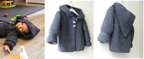 free knitting pattern for baby hooded jacket hooded knitted baby jacket free knitting pattern