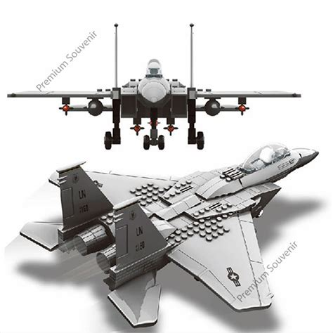 lego army jet wange army air f15 eagle fighter jet plane aircraft
