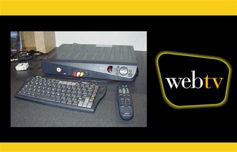 webtv it 12 gadgets ahead of their time laptopmag