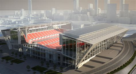Georgia World Congress Center atlanta falcons stadium concepts hail from planet zorbinon