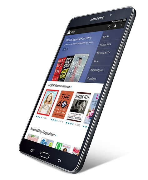 Imunos 4 Tab 20 Tab samsung s galaxy tab 4 nook tablet is now available for purchase sammobile sammobile