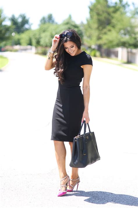 Heels Black Classico the ultimate black dress the sweetest thing