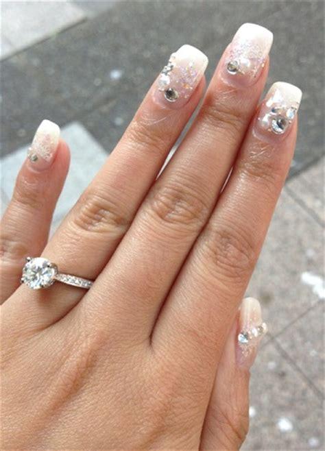 Gel Nail For Weddings