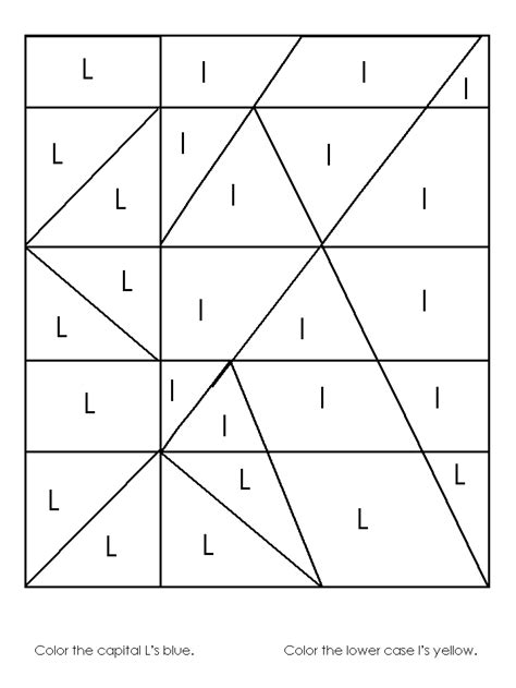 coloring pages hidden letters free coloring pages of letter l worksheet