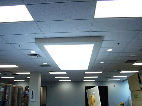 Suspended Ceiling Fluorescent Lights 10 Tips For Lighting For Drop Ceiling Panels
