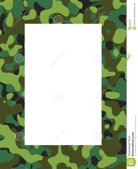 army pattern border army borders clip art 101 clip art
