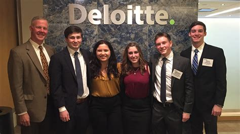 Deloitte Mba Competition 2017 by Archive Loyola Chicago