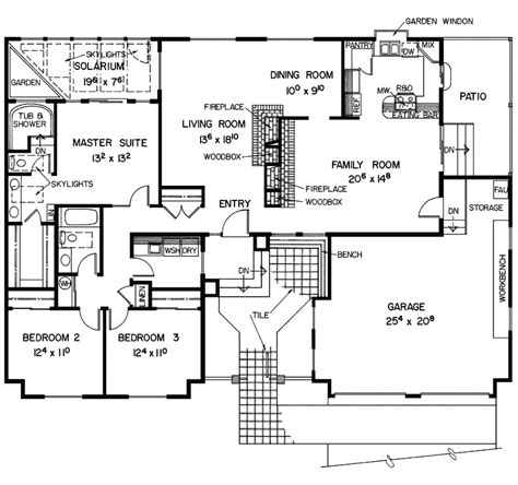 luxury ranch floor plans luxury ranch home floor plans