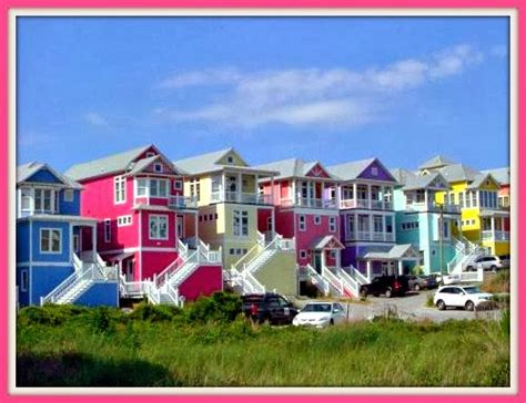 colorful beach houses stylishbeachhome com beach house exteriors bright and