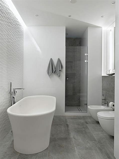 contemporary bathroom flooring best 25 contemporary bathrooms ideas on grey