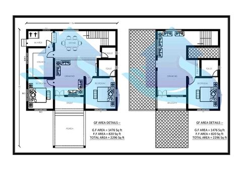 home designer pro square footage 2296 square feet double floor contemporary home design