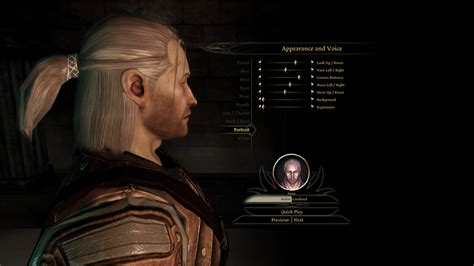 witcher 2 hairstyles raptures witcher at dragon age mods and community