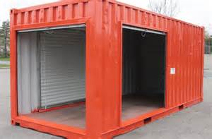 Shipping Container Modified Container Solutions Conterm Containers
