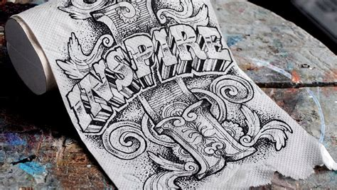 tattoo lettering master 7 tips and tricks from a master of lettering design the