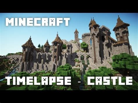 Small House Minecraft by Epic Medieval Castle Download Minecraft Project