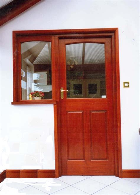 Door With Windows by Doors Ormskirk Windows Joinery