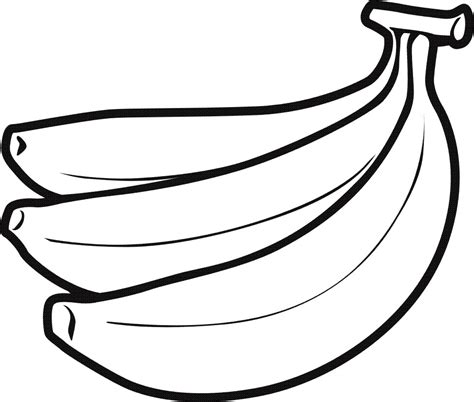 coloring page for banana free printable coloring pages for thanksgiving free