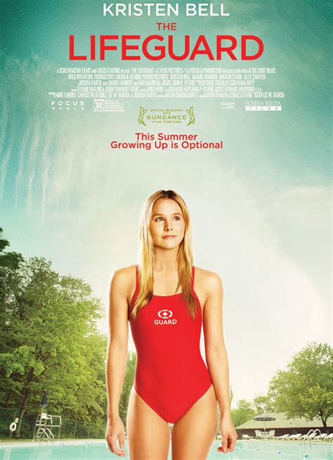 film growing up online the lifeguard growing up is optional for kristen bell