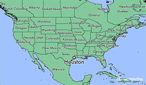 houston mapa where is houston tx houston map worldatlas