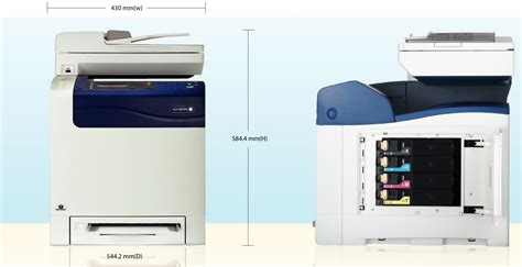 Toner Fuji Xerox Docuprint Cm305df fuji xerox docuprint cm305df review a big and burly sme