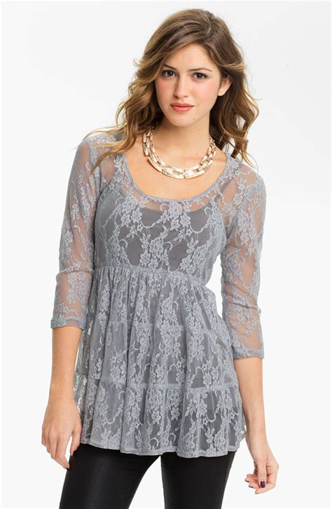 9 Beautiful Blouses For by Tiered Tops 9 Beautiful Babydoll Tops Fashion