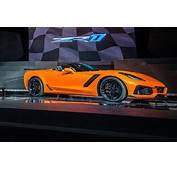 VWVortexcom  Chevrolet Unveils 2019 Corvette ZR1