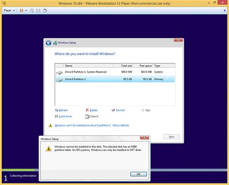 install windows 10 reformat how to convert mbr to gpt without data loss in windows 10