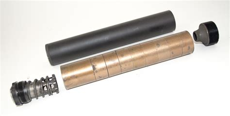 how to make a silencer for a 22 long rifle how silencers work gunsamerica digest