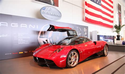 pagani huayra to start delivery in u s by mid 2013