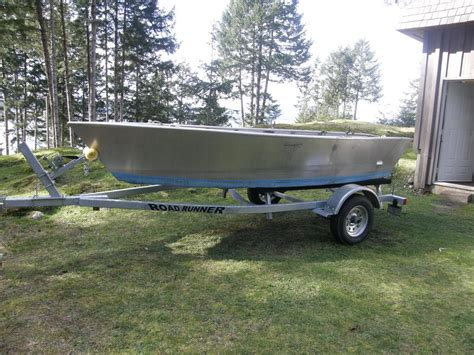 row boat vernon bc welded aluminum row boat quadra island comox valley mobile