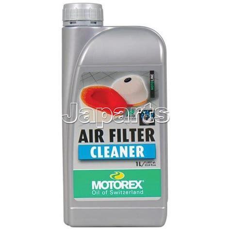 Motorex Filter maintenance gt gt airfilter gt motorex air filter cleaner per 1 liter japarts b v en