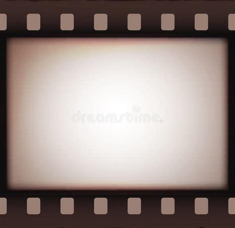 retro film strips cinema equipment backgrounds presnetation ppt vintage retro old film strip background stock vector
