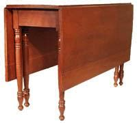 country sheraton carved cherry drop leaf table 19th tables drop leaf tables stanleyweiss