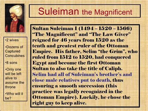 ottoman empire laws suleiman the magnificent