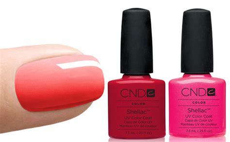 cnd8com missglamourgiirl cnd shellac hybrid nail polish