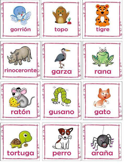 imagenes de animales del zoologico para preescolar memorama de animales