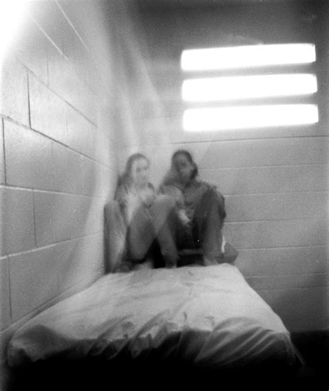 pinhole photography  incarcerated girls  remann hall