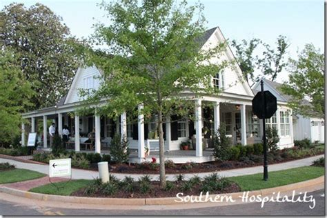 Southern Living House Plans 2012 | southern living idea house senoia