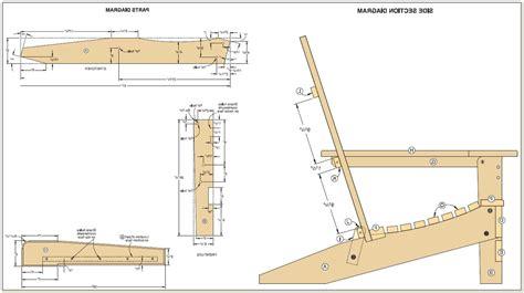 adirondack chair plans pdf folding adirondack chair plans free pdf chairs home