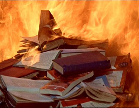 Burning The House Book by Catching Bradbury Fahrenheit 451 The Pageaholic
