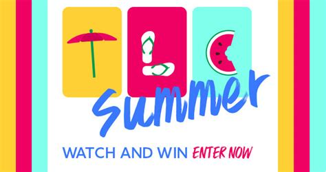 Tlc Sweepstakes - tlc summer sweepstakes code words how to enter more
