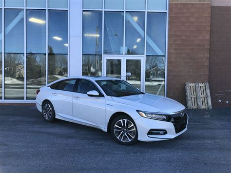 2019 Honda Accord Hybrid by 2019 Honda Accord Hybrid Review This Is The Best Honda