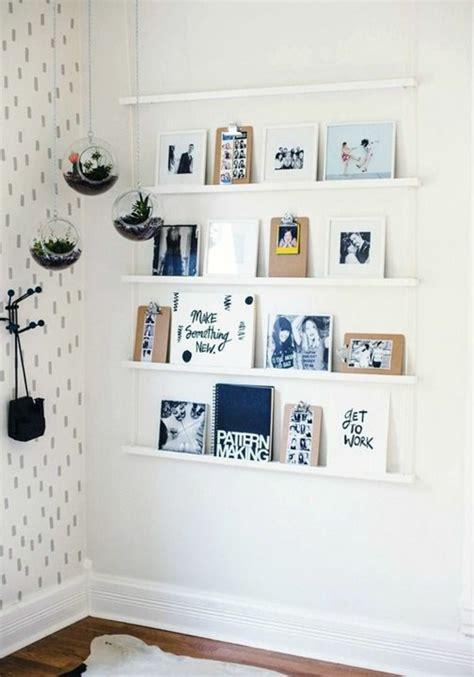 Ideen Für Wohnzimmer Wand by Wohnzimmer Bilderwand Idee