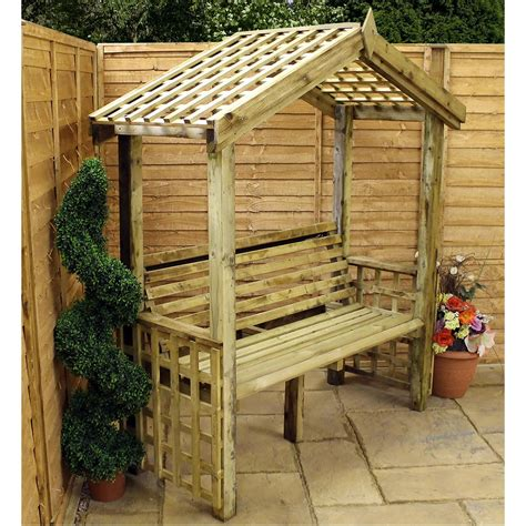 bench with trellis cleveland garden bench with trellis side roof panels