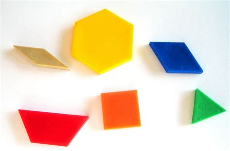 Shape Using Pattern Blocks | pattern blocks wikipedia
