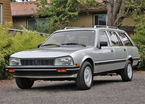 peugeot cars 1985 peugeot 505 s wagon 1985 maintenance restoration of