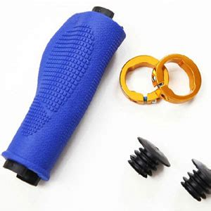 discount rubber sts free shipping multi color bike handlebar rubber grips 14 with free